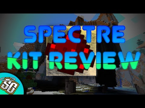 MCPVP.com | Review #38 SPECTRE Kit Review | Minecraft Hunger Games