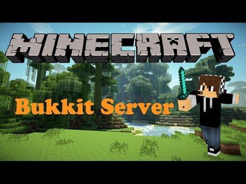 How To Start a Bukkit Server on a  Mac (1.7.10)