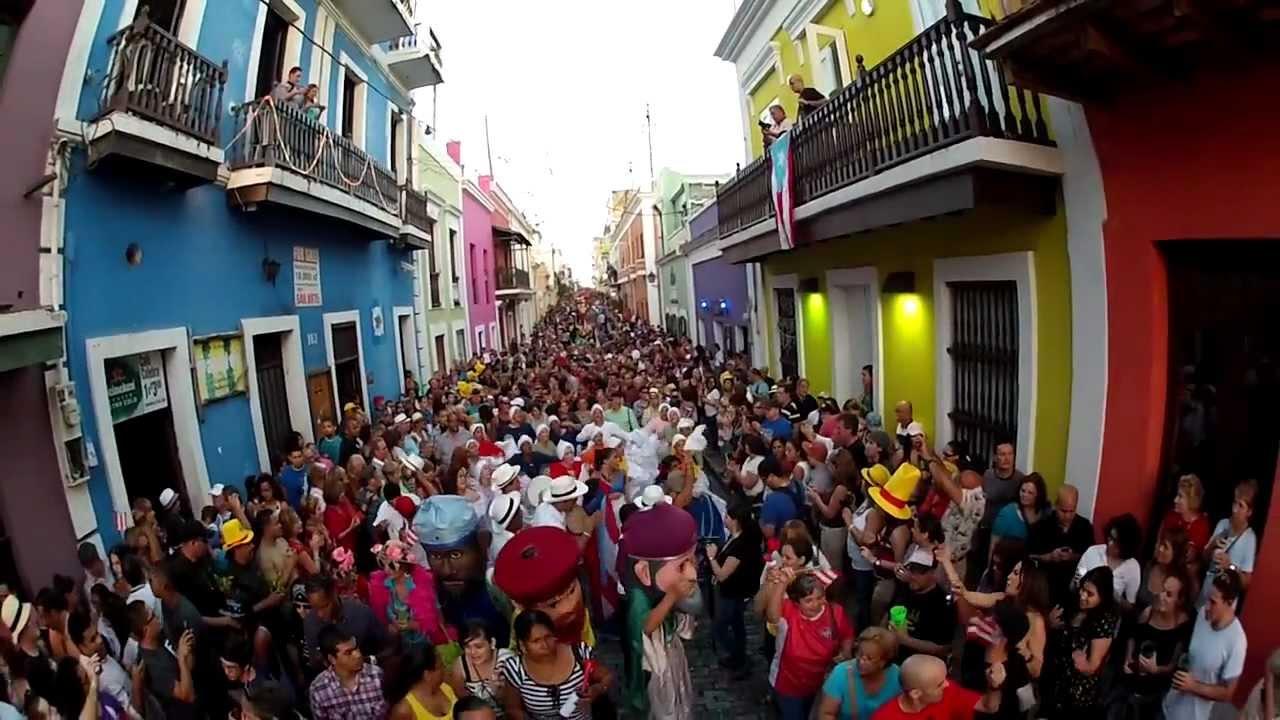 calle fiestas