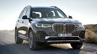 2019 BMW X7 FIRST LOOK, INTEIOR & EXTERIOR DESIGN