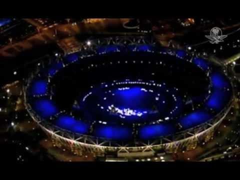 INAUGURACIÓN DE LOS JUEGOS OLIMPICOS LONDRES 2012
