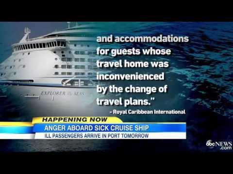 CDC Investigates Royal Caribbean Cruise Ship Sicknes
