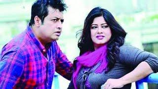 মৌসুমির জন্ম দিনে সরাসরি কিস্ করল ওমর সানি/ bangla ladies movie actor musumir birthday /