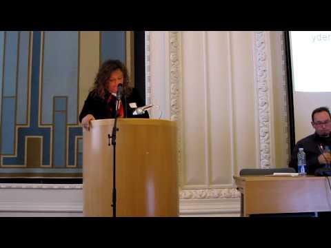 Nanna Gotfredssen narkotikapolitikk Landstingsalen på Christiansborg. Del 2
