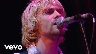 Клип Nirvana - Lounge Act (live)