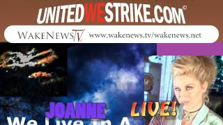 JoAnne Consciousness: We Live In A Holographic Reality UWS Radio-Marathon 20150509