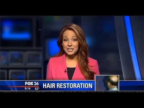 ACell + PRP Stem Cell Hair Regrowth Treatment | Houston Hair Surgeon Dr. Dan McGrath