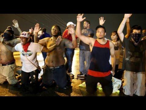 Ferguson Injustice Breeds Violence