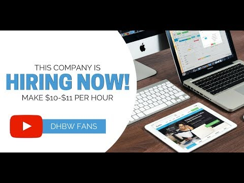 This Work from Home Company is Hiring ($10-$11/Hr) - Giveaway Winners Revealed