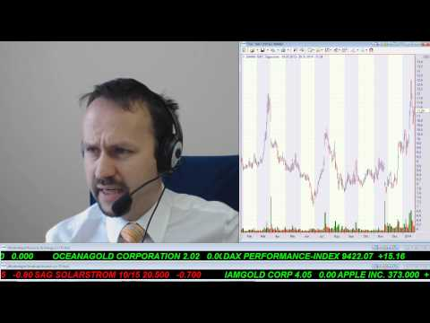 SmallCap Investor Talk 133 mit Gold, DAX, Apple, Nuance, Pacific Ethanol,...