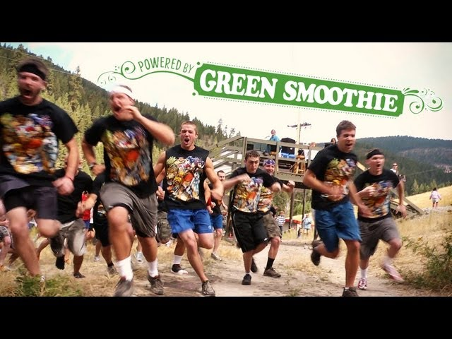 Powered By Green Smoothies (preview)