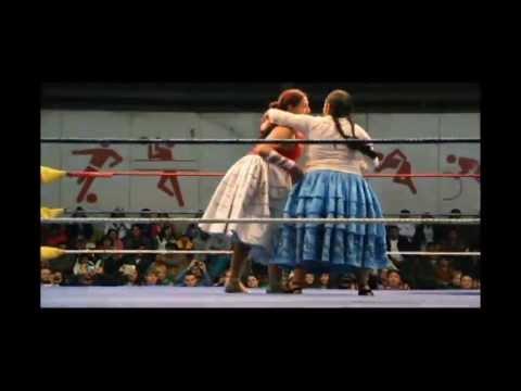 Cholita Wrestling
