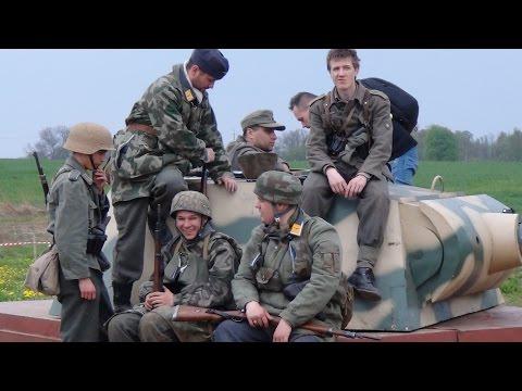 Inscenizacja bitwy o Szczecin Rosówek 2015