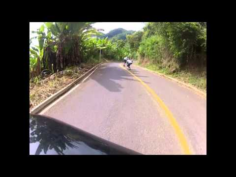 Drop Duas Bocas - Skate Downhill Speed - Cariacica - ES - Rubim Downhill