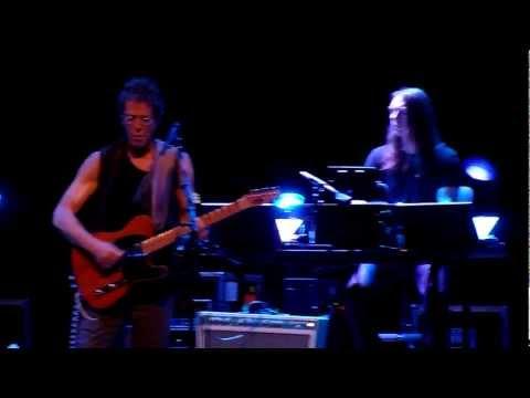 Lou Reed - Street Hassle (Live in Copenhagen, June 18th, 2012)