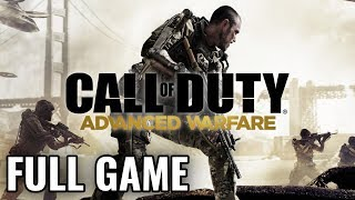 Call of Duty Advanced Warfare ★ Full Game Walkthrough [1080p60fps] No Commentary