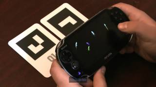 Sony PS Vita AR  -  
