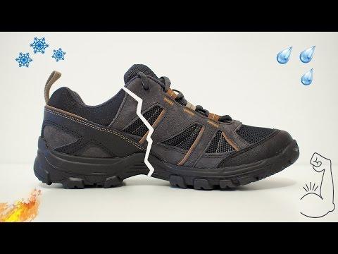 Самые неубиваемые кроссовки...