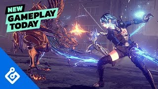 New Gameplay Today – Astral Chain