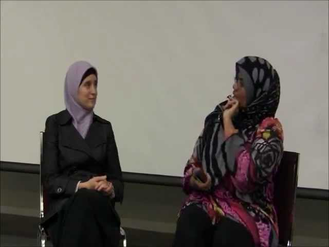 Monia Mazigh: Telling Muslim Women's Stories