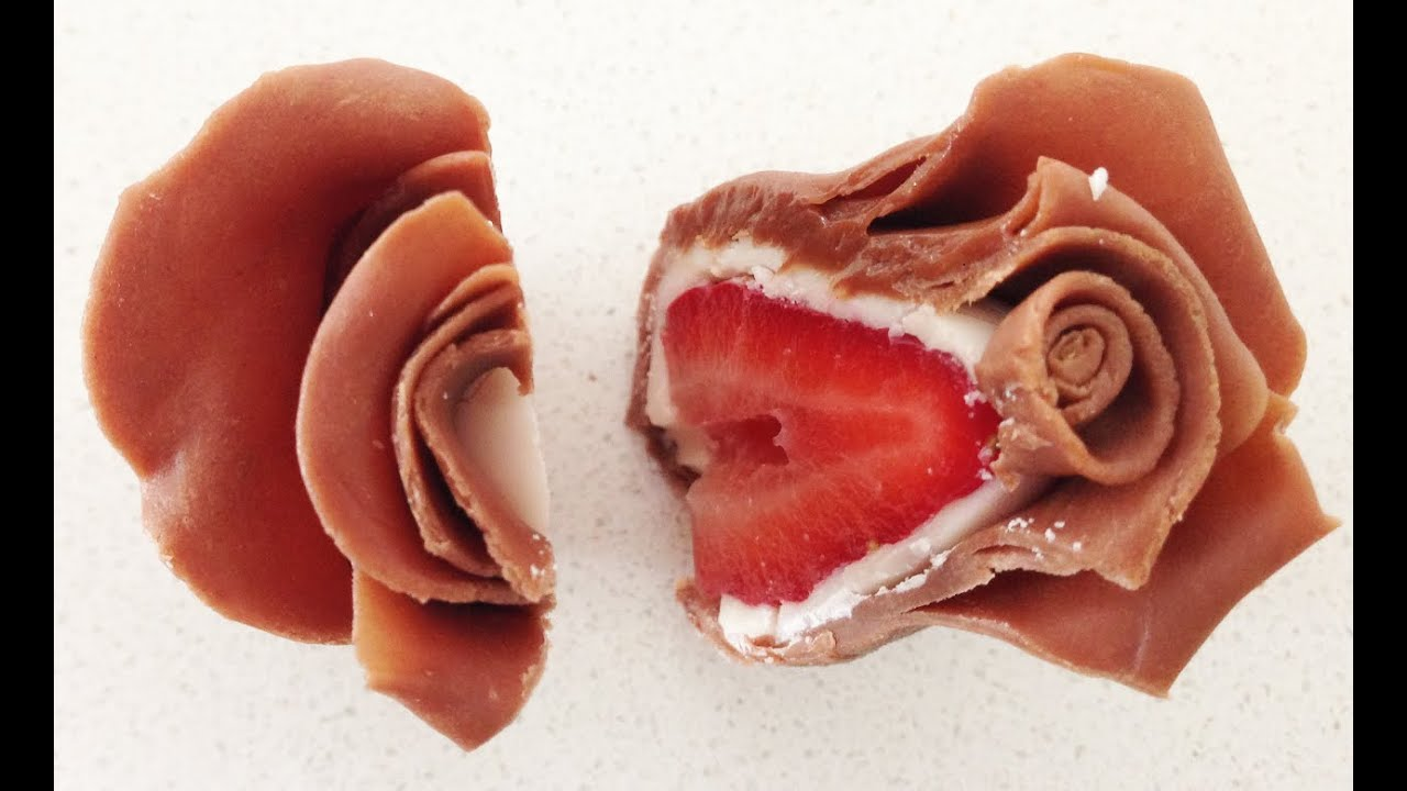 How To Make A Chocolate Covered Strawberry Cake