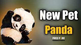 Freefire New Pet : Panda   Freefire New Update : OB16   Freefire New UI   How to Play Rampage Mode  
