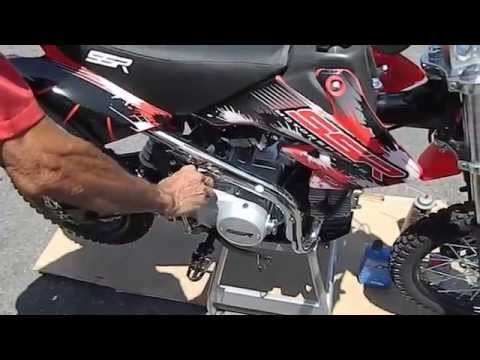 PIT BIKE and MINI DIRT BIKE MAINTENANCE MADE EASY by HIGH STYLE MOTORING