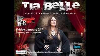 Paranormal Review Radio - Psychic Month Series: Tia Belle - Psychic/Medium/Spiritual Advisor