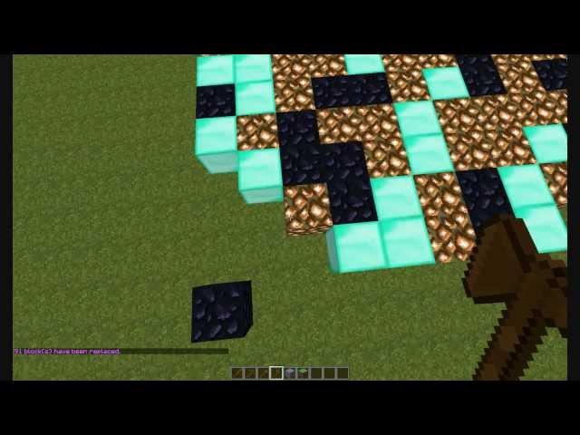 Minecraft [CZ] - Návod na World Edit