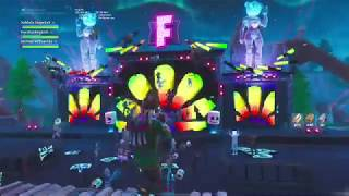 Chasing Colors Marshmello Ookay Ft Noah Cyrus Live In Fortnite