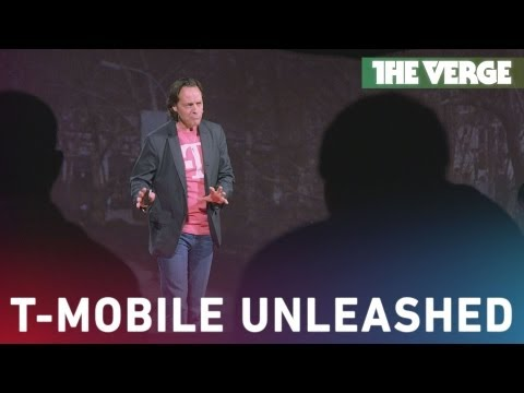 T-Mobile CEO John Legere unleashed
