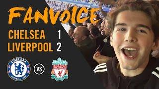 Chelsea v Liverpool 1-2 | Goals: Lovren, Henderson, Costa | 90min FanVoice