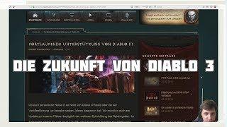 Die Zukunft von Diablo 3 (Blizzard Statement)