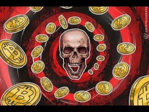 ¿El cruce de la muerte se le aparece al Bitcoin?