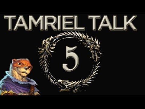 Elder Scrolls Online - Tamriel Talk - Exploration and Gathering