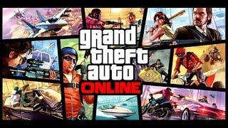 LIVE   Grand Theft Auto Five   ONLINE