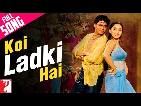 Koi Ladki Hai - Song - Dil To Pagal Hai - Shahrukh Khan | Madhuri Dixit Music Videos