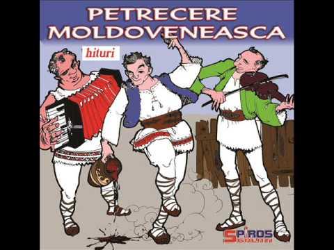 Colaj Petrecere Moldoveneasca - Super hituri de petrecere (AUDIO HD SPIROS GALATI)