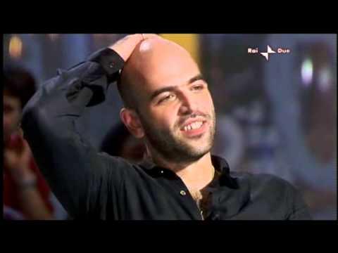 L'Era Glaciale (26/09/2009), Speciale Roberto Saviano [7/7]