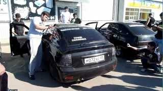 Russian Bass Restart 2012 Volgograd