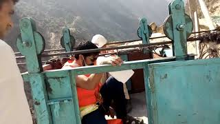 Dasu dam dangerous way for tower location kohistan