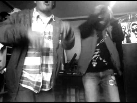PIBETA GAMA ft DJ CONDE LA MIL 8 CREW IMPROVISACION EN ORURO BOLIVIA 2014
