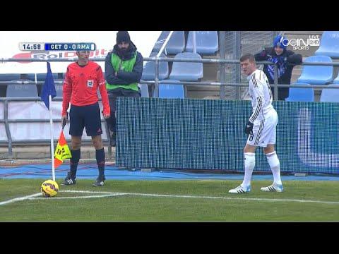 Toni Kroos vs Getafe (A) 14-15 720p HD
