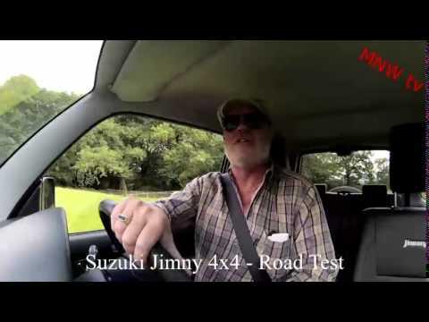 Motoring North West Road Test The 2014 Suzuki Jimny 4x4