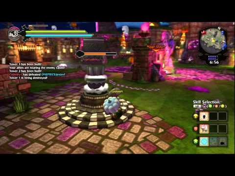 Happy Wars Toylogic Microsoft Studios SasmimiX SashimiX 3