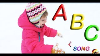ABC Song Learn English Alphabet for Children with DIANA
