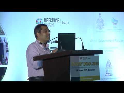 Raj  Kumar  Srivastava, IFS, CCF, Karnataka Forest Department at Survey India 2015 Part 2