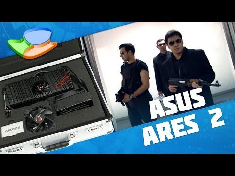 ASUS Ares II [Análise de produto] - Tecmundo