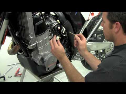 KTM 530 EXC 2010 Pipe - Jetting - Dyno