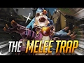 Overwatch - The Melee Trap
